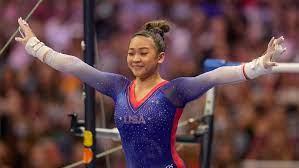Suni Lee, a future Auburn gymnast ...