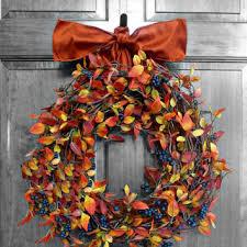 thanksgiving front door decorationsBest Fall Wreaths For Front Door Products on Wanelo
