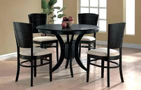 round dining table set for 5 circle kitchen table set dining room circle dining table set