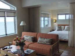 Cypress Inn On Miramar Beach: Living Room/bedroom