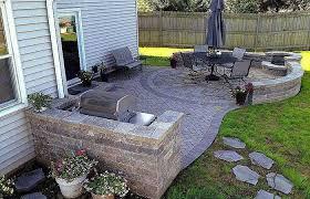 outdoor patio and backyard medium size patio backyard steel firepit cast iron outdoor fire pits inspirational
