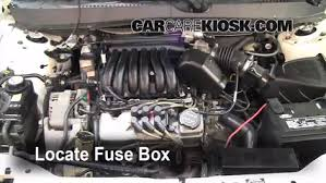 blown fuse check 2000 2007 ford taurus 2000 Ford Taurus Ohv Engine Diagram 2000 Ford Taurus Belt Routing