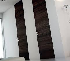 Modern floor to ceiling doors