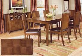 excellent walnut finish dining room set casual dinette sets walnut dining room walnut dining room chairs decor