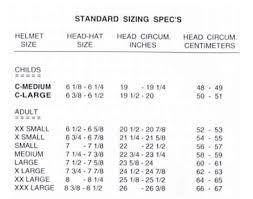 Extraordinary Arctic Cat Helmet Sizing Chart Womens
