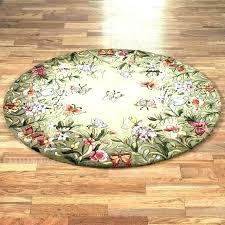 circle throw rugs circular area round blue rug kitchen small oriental amazing half circle throw rugs