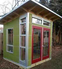 outside office shed. Interesting Studio Shed A Proud Little X Image On Mesmerizing Outside Office Backyard Kits Outdoor
