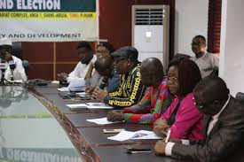 civil society organisations csos round table discussion on good governance and elections