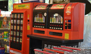 Lottery Vending Machines For Sale Delectable Highest Iowa Lottery Ticket Sales In Lower Income Neighborhoods