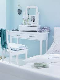 blue and white furniture. decorating white spaces by adding a delicate touch of color freshomecom blue and furniture o
