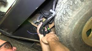 installation of a trailer wiring harness on a chevrolet installation of a trailer wiring harness on a 2008 chevrolet silverado etrailer com