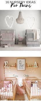 17 Gorgeous Twin Nursery Ideas   Twin nurseries, Twins and Nursery