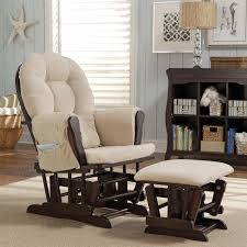 full size of bedroom furniture beige rocking chair for nursery with white wood frame on