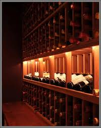 learn about the different types of wine racks cellar lighting