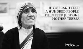 Mother Teresa Quotes Magnificent Mother Teresa 48th Birth Anniversary 48 Most Inspiring Quotes Of