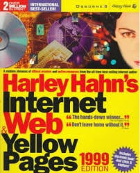 harley hahn s internet and web yellow pages 1999