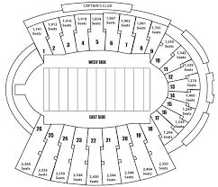 Nmsu Stadium Seating Chart Venues Sun Bowl Utep Office Of Special Events El Paso