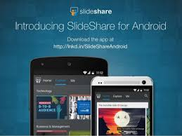 Slede Share Slideshares New App For Android