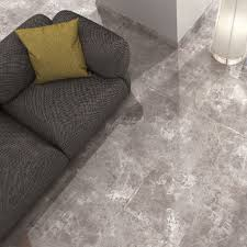 PREVIEW Textures - ARCHITECTURE - TILES INTERIOR - Marble tiles - Grey -  Still grey marble floor