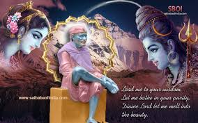 Image result for images of shirdi sai baba and lord shiva
