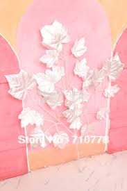 Silver Leaf Decoration Popular Silver Leaf Flowers Buy Cheap Silver Leaf Flowers Lots