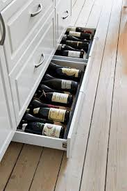 Kitchen Wine Rack 17 Best Ideas About Built In Wine Rack On Pinterest Kitchen Wine
