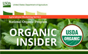 Usda Proposes Changes To National List For Organic Producers