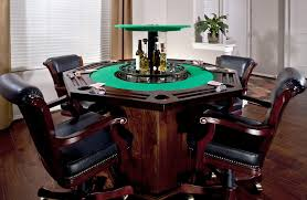 hidden bar furniture. hidden bar in poker table furniture a