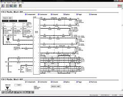 wiring diagram 2003 mustang gt the wiring diagram 2001 mustang gt wiring schematic for mach 460 system ford wiring diagram