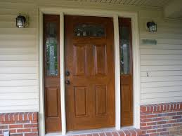 Wooden Front Doors Home Design : Solid Material Wooden Front Doors ...