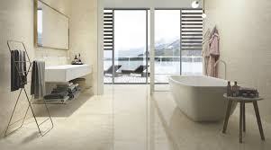 pictured above the sublime stone look tiles from ceramiche refin s prestigio collection