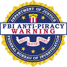 FBI Anti-Piracy Warning Seal — FBI