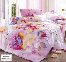 cotton sateen duvet cover king size