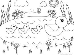 Best Of Spring Coloring Pages Free Printable Free Coloring Book