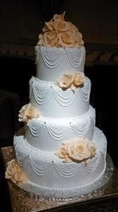 Platinum Elegant Wedding Cakes Artistic Desserts