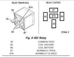 relay wiring diagrams relay wiring diagrams online