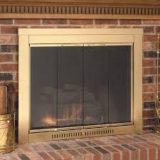 sentry contemporary fireplace glass door woodlanddirect com fireplace doors hearthcraft