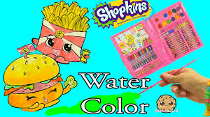 Shopkins Coloring Book Cookie Swirl C