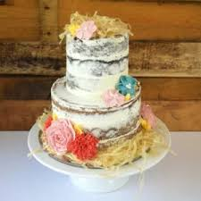 Fondant Wedding Cake The One List