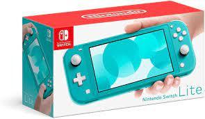 Nintendo Switch Lite - Turquoise ...