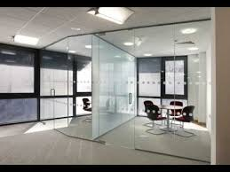 glass office wall. glass partitions for office wall design ideas