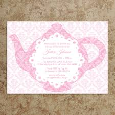 diy wedding shower invitations free awesome tea party invitation tea party invite baby shower invitation of
