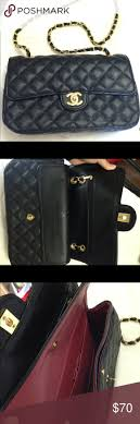 Best 25+ Chanel flap bag price ideas on Pinterest | Classic beetle ... & Black Quilted Flip Bag Adamdwight.com