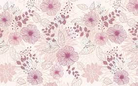 Pastel Flower Wallpaper Desktop
