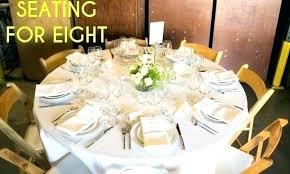 60 inch round table seats round table inch round dining table seats how many regarding property