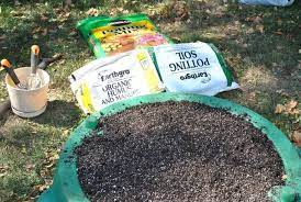 how to add nutrients to potting soil