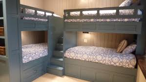 corner bunk beds Kids Traditional with beds built ins bunk. Image by: Tyler  Baxter