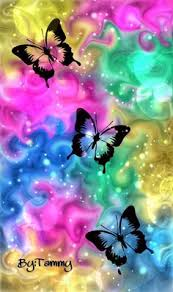 colorful butterfly wallpapers.  Colorful Colores Y Mariposas A Montones On Colorful Butterfly Wallpapers