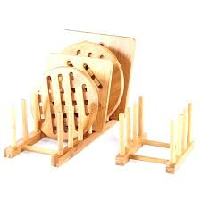 wooden dish drying rack uk wood dryer bamboo australia
