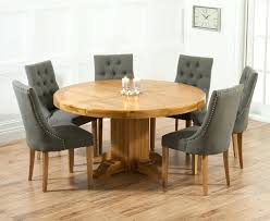 extendable dining table seats 4 6 to india solid oak round pedestal with pacific kitchen good